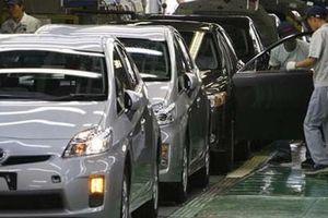 Nhật quyết tâm bác bỏ mọi yêu cầu của Mỹ về mở cửa ngành ô tô