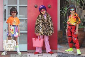 Mới 8 tuổi nhưng fashionista nước Nhật đã khiến hàng triệu người phải nể phục vì điều này