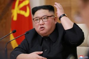 Ông Kim Jong-un: Phải giáng đòn mạnh vào các thể lực trừng phạt Triều Tiên
