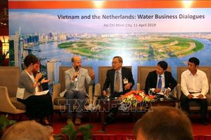 Hợp tác Việt Nam - Hà Lan về quản trị tài nguyên nước tại Đồng bằng sông Cửu Long