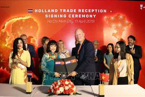 Hà Lan đẩy mạnh hợp tác với TP Hồ Chí Minh và các địa phương của Việt Nam