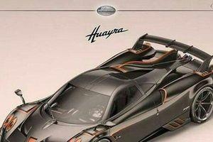 Siêu xe rồng đầy mãnh lực Pagani Huayra Dragon sắp xuất hiện