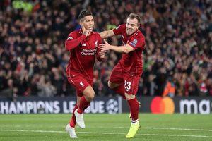 Nhà cái đưa Liverpool lên thành ứng cử viên vô địch số 2 sau lượt đi tứ kết Champions League