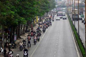 Đề xuất tách làn đường riêng, đảm bảo an toàn cho xe máy