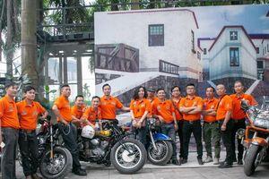 Hàng trăm tay đua nữ tham gia giải đua xe địa hình đầu tiên ở Hà Giang