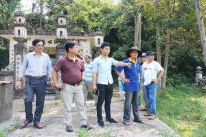 Quảng Trị: Đất tín ngưỡng bị xâm hại, dân bức xúc