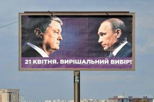 Kremlin lên tiếng về 'sự xuất hiện' của ông Putin trong bầu cử Ukraine