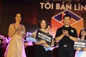 Nữ sinh Đại học Ngoại ngữ giành ngôi quán quân cuộc thi 'Tôi bản lĩnh'