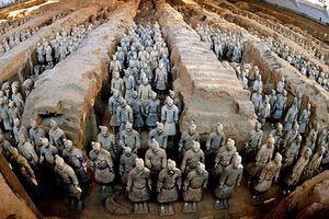 Giả thuyết sốc về đội quân đất nung của Tần Thủy Hoàng