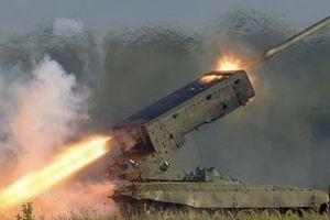 Arab Saudi chi đậm mua siêu súng phun lửa Solntsepek của Nga