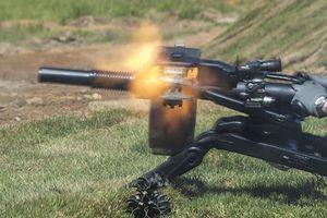 Súng phóng lựu liên thanh AGS-40: Lửa thần chết trên chiến trường