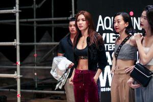 BinZ, Minh Tú ráo riết chuẩn bị show diễn của NTK Chung Thanh Phong