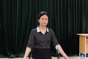 Tạm đình chỉ thầy giáo bị 'tố' dâm ô 7 nam sinh ở Hà Nội