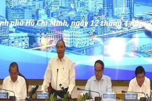 TP.HCM kiến nghị Thủ tướng xem xét nhiều vấn đề nóng