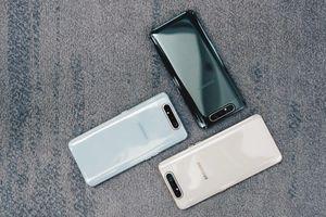 Với Galaxy A80, các đối thủ của Samsung đã không còn an toàn