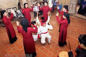 Thưởng thức nét văn hóa cổ độc đáo trong Lễ hội Đền Hùng 2019
