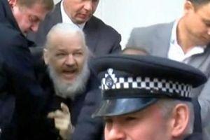 Vì sao nơi che chở ông chủ Wikileaks suốt 7 năm bỗng quay ra hắt hủi?