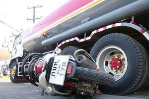 Tai nạn giao thông làm hơn 500 người thương vong trong ngày đầu nghỉ Tết ở Thái-lan