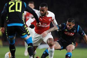 Tiền vệ 'ngựa chứng' ghi bàn, Arsenal hạ gục Napoli tại Europa League