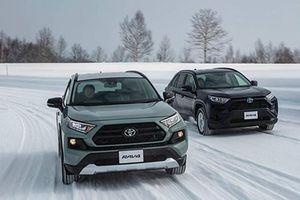 Toyota RAV4 2019 'uống' ít xăng nhất, giá từ 544 triệu đồng