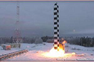 Siêu tên lửa Sarmat Nga tiến đến giai đoạn thử nghiệm cuối cùng