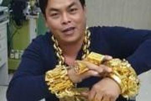 Phúc XO khoe sở hữu 'lò luyện vàng' trong nhà