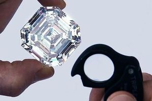 ' Ngôi sao mới' trên thị trường kim cương đắt giá tới mức... không thể định giá