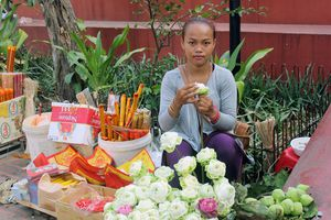Trải nghiệm Tết cổ truyền Campuchia