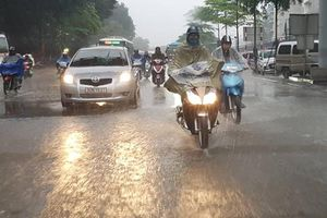 Dự báo thời tiết hôm nay 12.4.2019: Đông Bắc bộ cảnh giác lốc, mưa đá