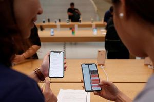 Doanh số iPhone sẽ sụt giảm mạnh?