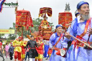 Rực rỡ sắc màu văn hóa lễ hội Bạch Đằng 2019