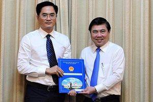 Sở Giao thông Vận tải, Kế hoạch đầu tư TPHCM có giám đốc mới