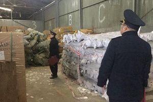 Khởi tố vụ gian lận thương mại qua cửa khẩu Lạng Sơn