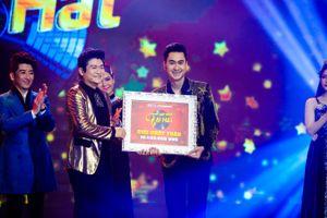 Tùng Lâm rinh giải nhất tuần 'Hãy nghe tôi hát' trong đêm thi thứ 3