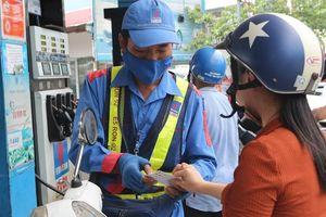 Khách hàng có thể mua xăng dầu PVOIL bằng thẻ quà tặng GOT IT