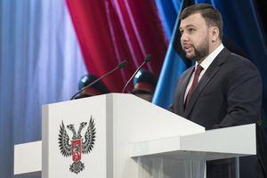Donbass muốn trở về với Nga