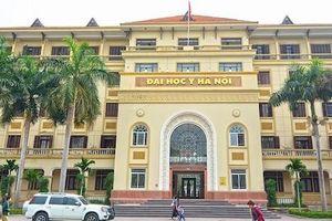 Trường ĐH Y Hà Nội phải chờ chỉ đạo của Bộ để xử lý thí sinh ở Hòa Bình được nâng điểm thi