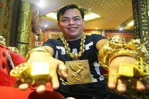 Phúc XO khai nhận toàn bộ số vàng và biển số xe ngũ quý đều là giả