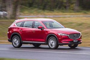 Mazda CX-8 - xe 7 chỗ bao giờ về Việt Nam?