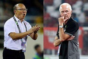 HLV Park Hang-seo tái đấu 'bại tướng' Eriksson? M.U gửi lời mời sát thủ xé lưới ĐT Việt Nam