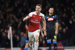 Arsenal 2-0 Napoli : Lời tạm biệt của RAMBO