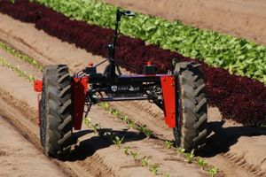 Úc trang bị trí tuệ nhân tạo cho robot nông nghiệp