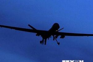 Máy bay không người lái của Mỹ trinh sát gần biên giới Nga