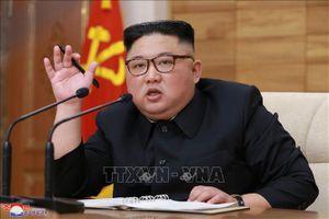 Tổng thống Nga Vladimir Putin chúc mừng Chủ tịch Triều Tiên Kim Jong-un