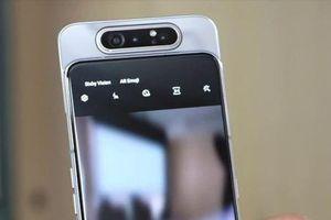 Samsung 'chơi trội' với Camera 'lật mặt' trong thiết kế mới nhất Galaxy A80