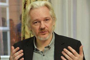7 năm ròng 'tá túc' trong Đại sứ quán Ecuador tại Anh của ông chủ WikiLeaks