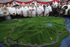 Malaysia tiếp tục làm dự án đường sắt sau khi Trung Quốc giảm đáng kể chi phí