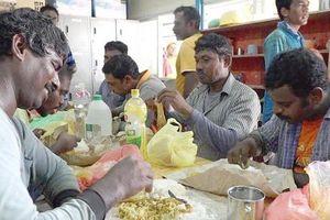 Hậu 'thiên đường' của lao động nước ngoài ở Singapore