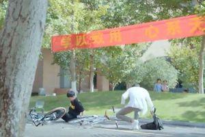 'Gửi thời thanh xuân ấm áp của chúng ta' nối tiếp những chuyện tình yêu lãng mạn thời sinh viên trong phim Hoa ngữ