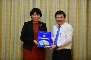 TP. HCM bổ nhiệm Giám đốc Sở Kế hoạch và Đầu tư cùng hàng loạt lãnh đạo chủ chốt